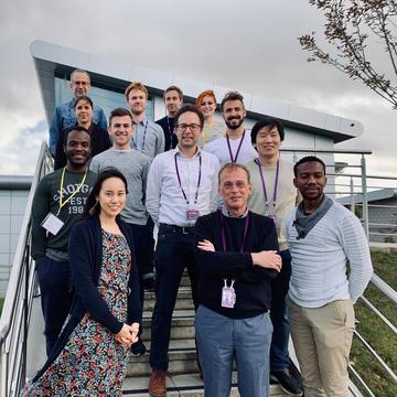 Group photo Oct 2019